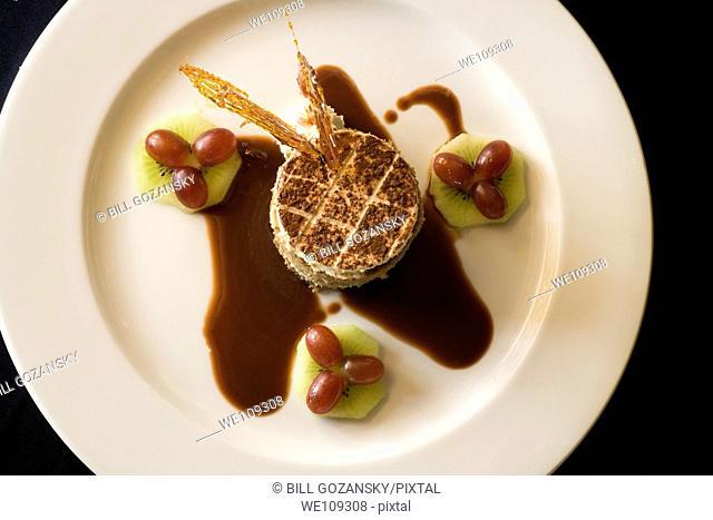 Tiramisu Dessert - Hemingways Resort - Watamu, Kenya