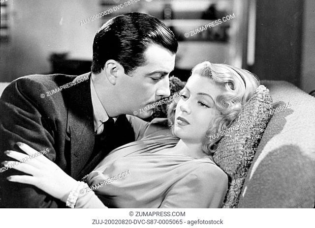 1942, Film Title: JOHNNY EAGER, Director: MERVYN LeROY, Studio: MGM, Pictured: MERVYN LeROY, ROBERT TAYLOR. (Credit Image: SNAP/ZUMAPRESS.com)