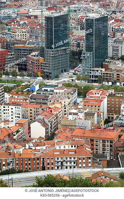 Bilbao. Biscay, Euskadi, Spain