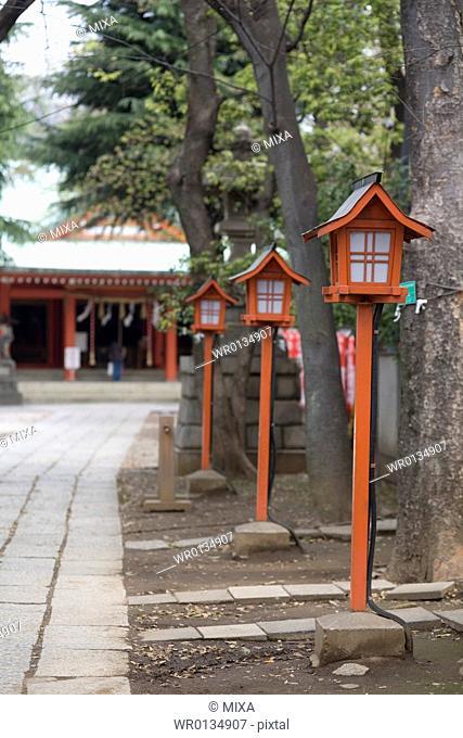 Akagi Shrine, Tokyo, Japan