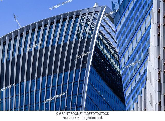 Modern Architecture, London, England
