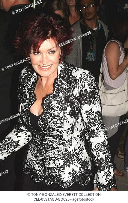 Sharon Osbourne at arrivals for World Music Awards 2005, The Kodak Theatre, Los Angeles, CA, August 31, 2005. Photo by: Tony Gonzalez/Everett Collection