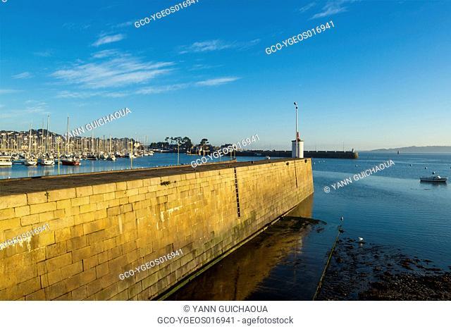 France,Brittany,Cotes d'Armor, Perros Guirec