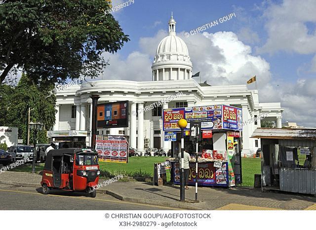 Colombo Municipal Council., Colombo, Sri Lanka, Indian subcontinent, South Asia