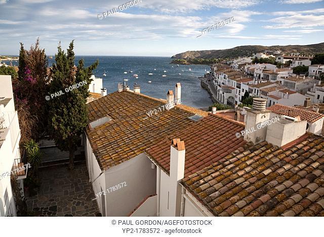 The bay of Cadaqués on the Cap de Creus - Cadaqués, Catalonia, Spain