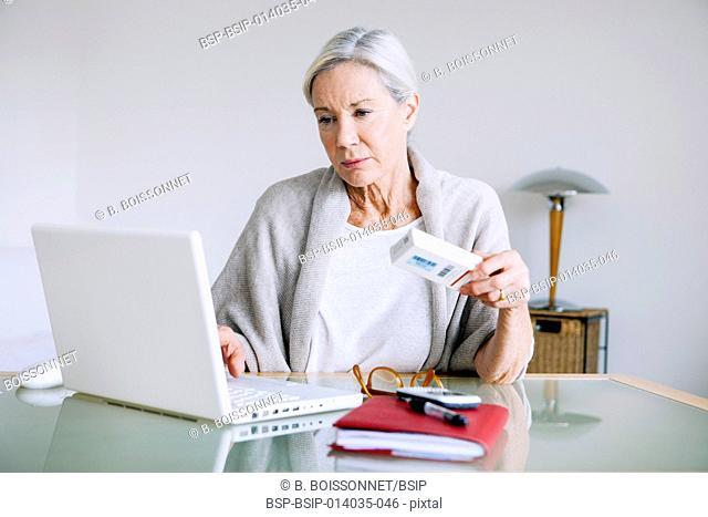E-commerce medication