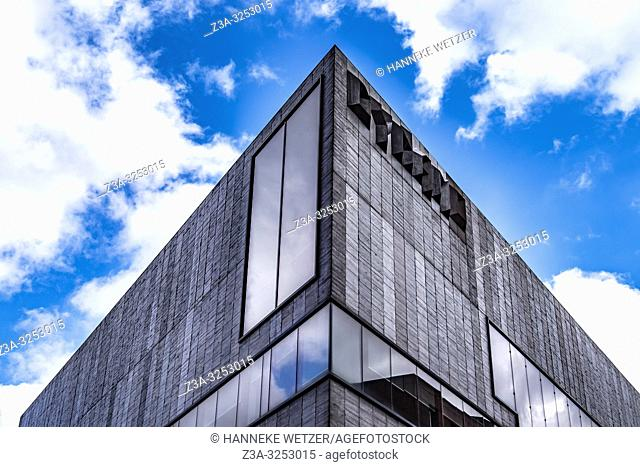 Dynamo building in Eindhoven, The Netherlands, Europe