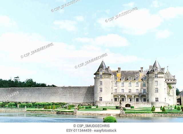 Beautiful Old Castle and grounds
