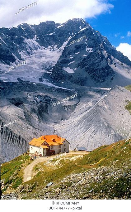 alpine hut - Ortler alps