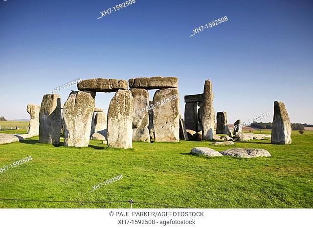 Stonehenge, Amesbury, Wiltshire, England, UK