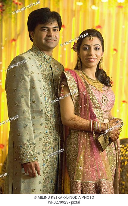 Wedded Bengali Bride Stock Photos And Images Age Fotostock