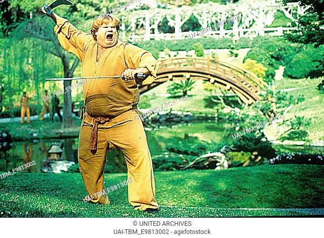 Beverly Hills Ninja - Die Kampfwurst / Chris Farley