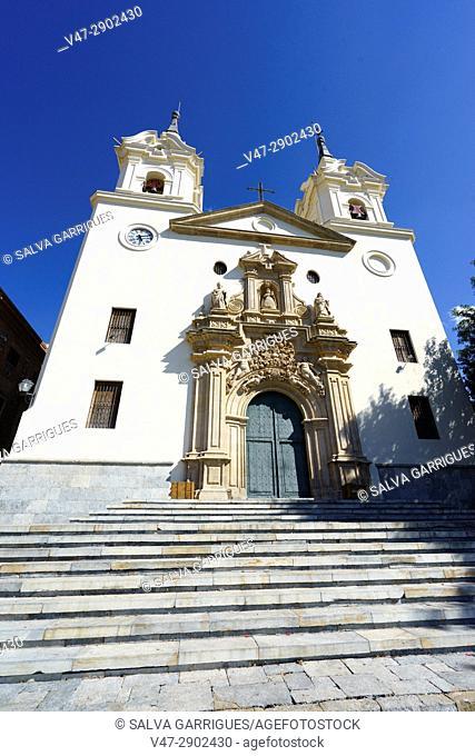 Santuario de Nuestra Señora de la Fuensanta, Algezares, Murcia, España, Europa