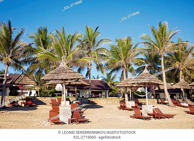 Palm Garden Beach Resort. Hoi An, Quang Nam Province, Vietnam