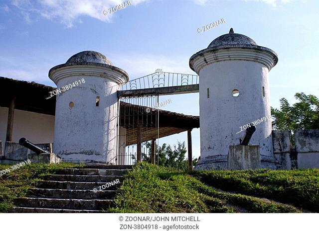 San Cristobal Fort, Gracias, Honduras