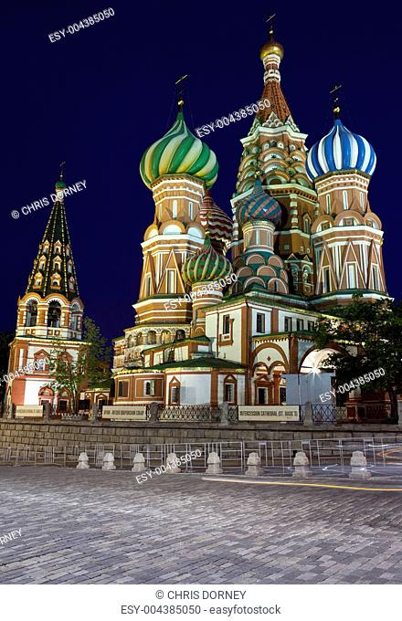St Basil's Cathderal, Moscow