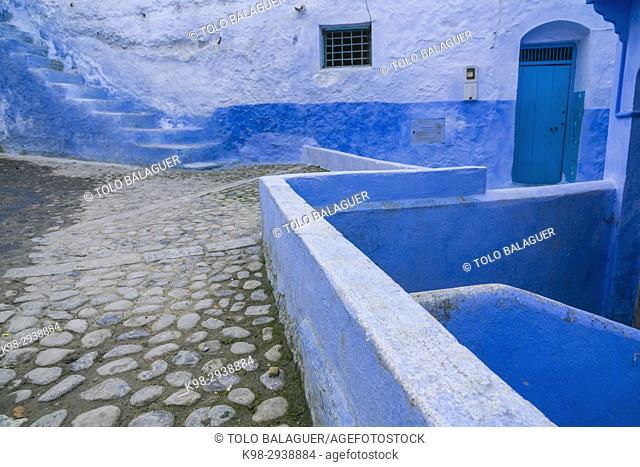 Chefchauen (Chauen), Morocco, Northern Africa