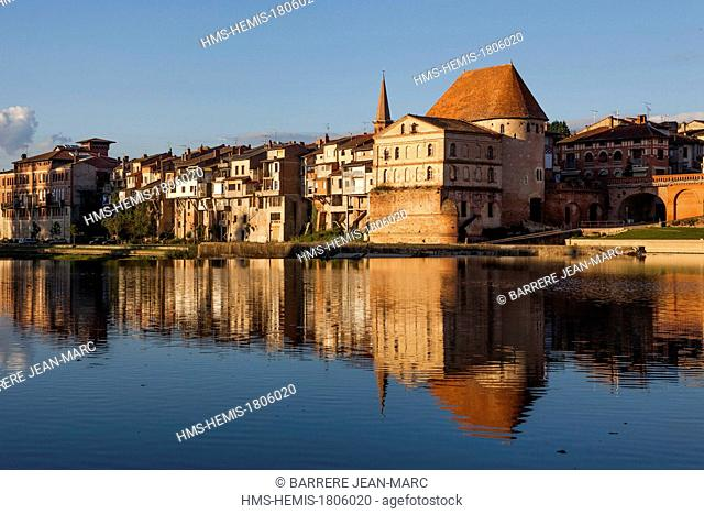 France, Haute Garonne, Villemur sur Tarn