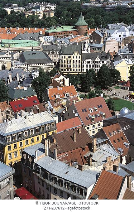 Riga. Latvia