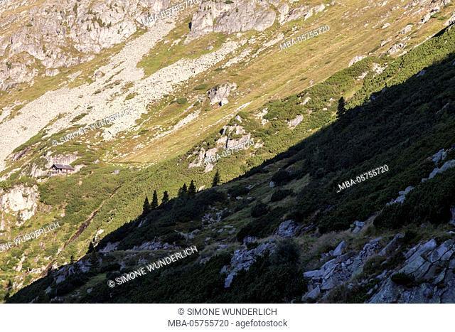 Austria, Carinthia, Elendtal (valley)