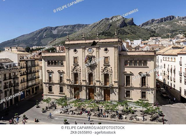 Town Hall of the city of Jaen, also known as Municipal Palace, placed opposite to the cathedral, of colonial aspect it was realized by the architect Antonio...