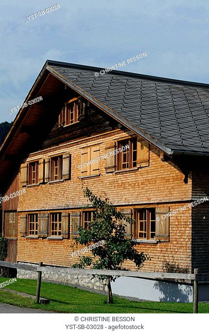 Farm, house, Austria Switzerland