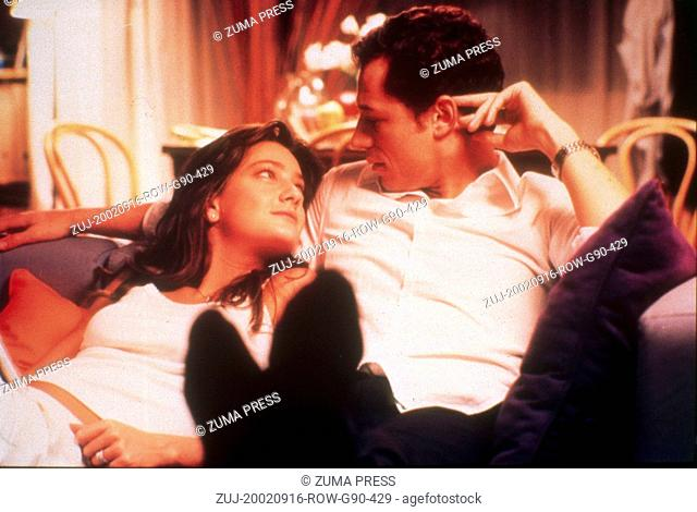 Sep 16, 2002; Rome, ITALY; A scene from the movie 'The Last Kiss.' starring STEFANO ACCORSI as Carlo, GIOVANNA MEZZOGIORNO as Giulia