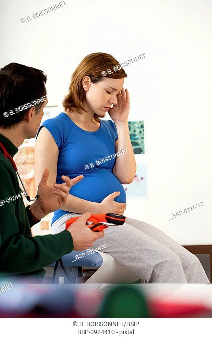 PAIN CONSULTATION PREGNANT WOMAN Models
