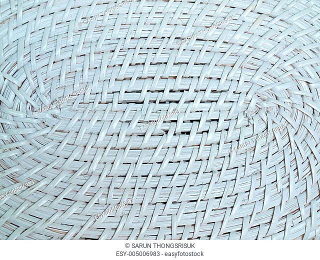 Rattan weave texture
