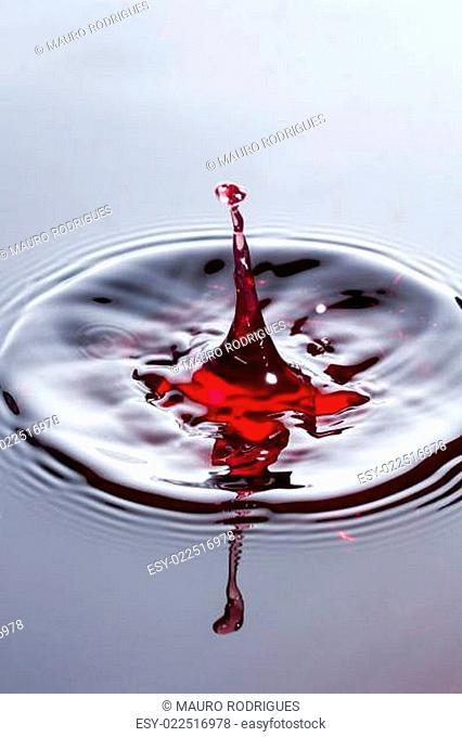 wine droplet