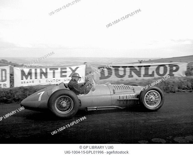 Ulster Trophy, 1952