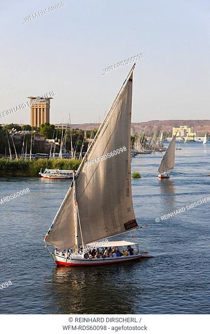 Impressions of Aswan, Aswan, Egypt