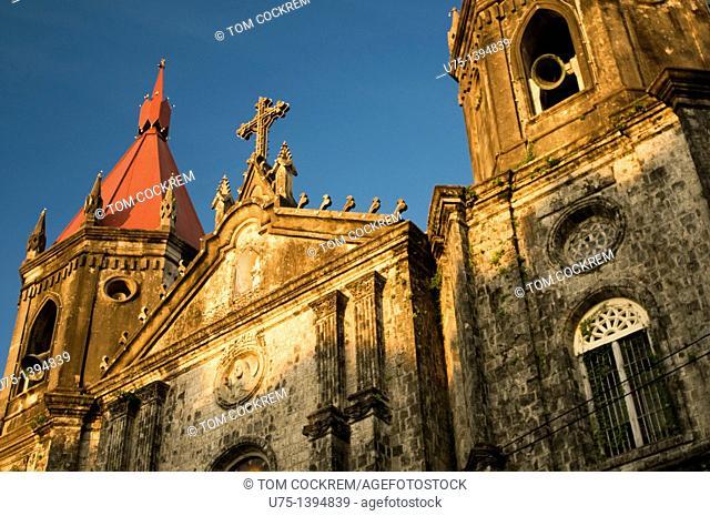 st anne's church, molo, iloilo, panay, philippines
