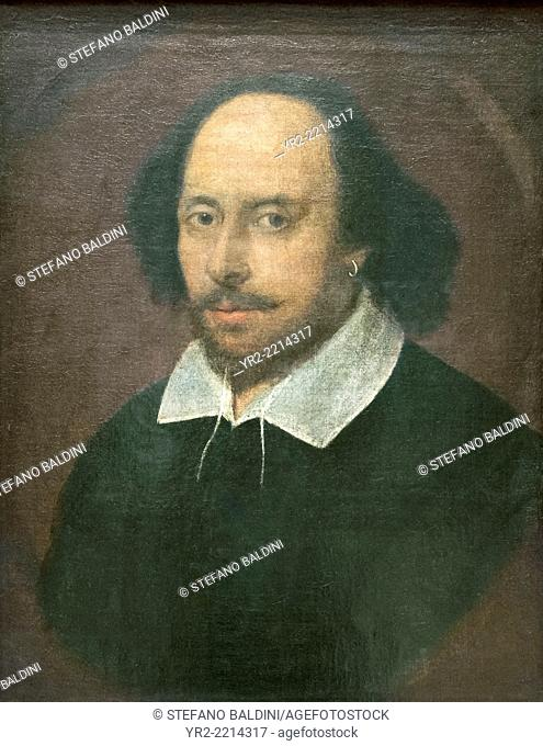 William Shakespeare, attributed to John Taylor