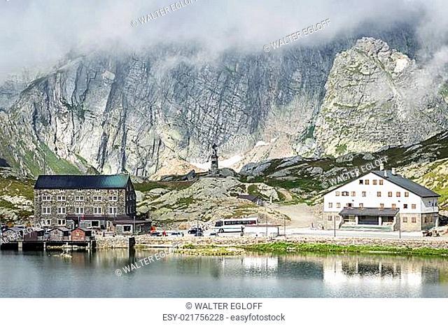 Grosser Sankt Bernhard Pass