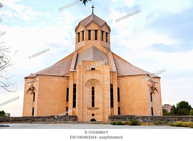 Saint Gregory the Illuminator Cathedral, Yerevan, Armenia