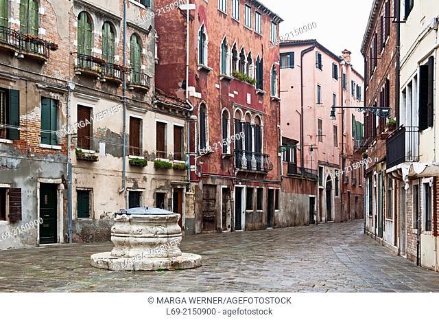 Campo Dei Mori, Sestiere Cannaregio, Venice, Veneto, Italy