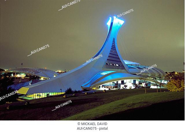 Canada - Quebec - Montreal - Olympic Park