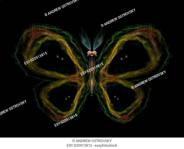 Magic of Butterfly