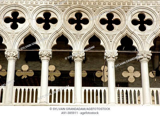 San Marco piazza (square). Venice. Italy