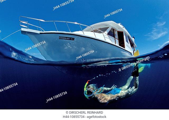 10855734, Maldives, Indian Ocean, Meemu Atoll, sno