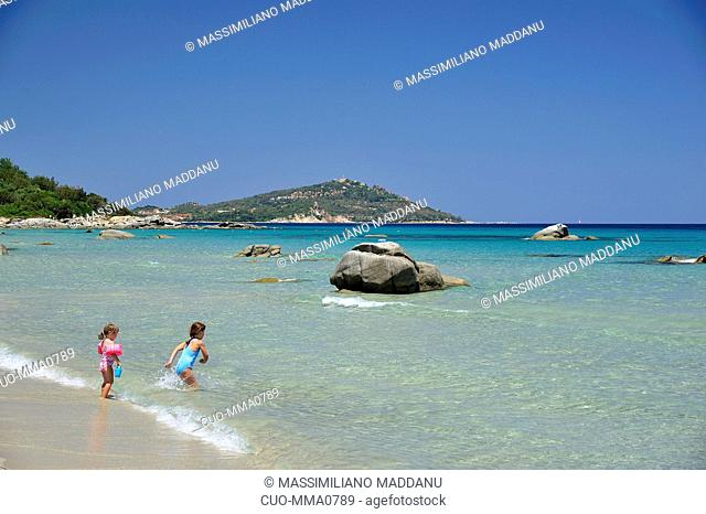 Orrì beach, Tortolì, Ogliastra, Sardinia, Italy, Europe