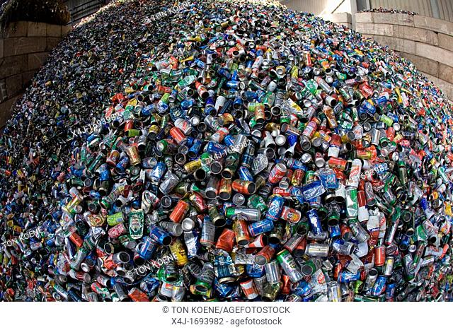 Recycling of tins Especially during the summer days, when people drink lots of softdrinks, the supply of tins is extremely high All municipalities in The...