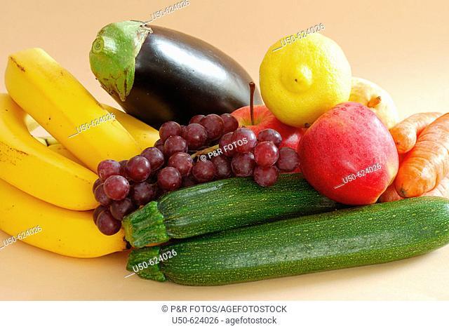 Fruits and vegetables, 2007, Bonn, Germany