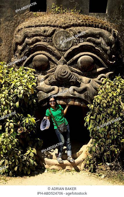 Laos Vientiane Vientiane Buddha Park