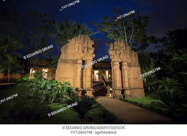 Hotel Guaminí Mission, in Puerto Iguazú. one of the interesting hotel offers for your stay in Iguazú, 21Km from the entrance of the park