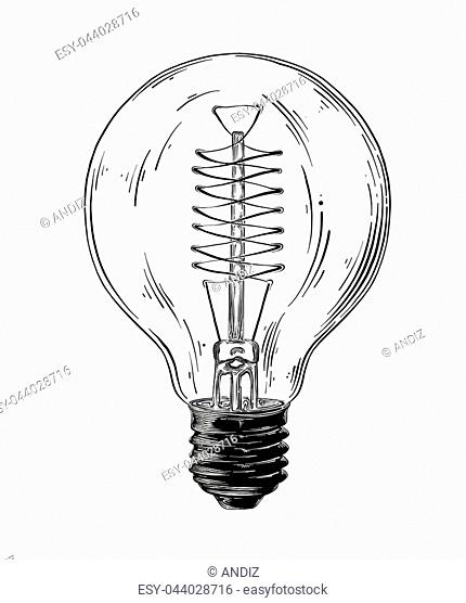 Electric Science Doodle Stock Photos And Images