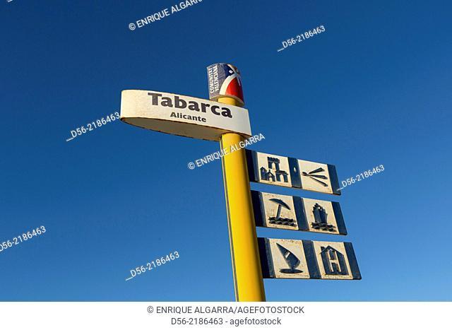 Tabarca Island, Alicante, Spain