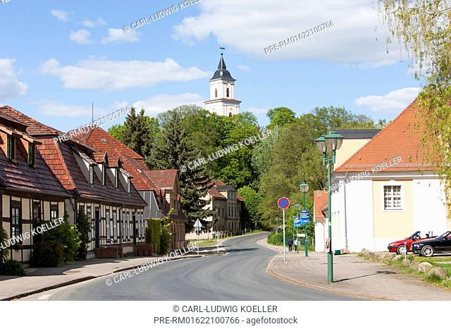 Boitzenburg, Boitzenburger Land, Uckermark, Brandenburg, Germany / Boitzenburg, Boitzenburger Land, Uckermark, Brandenburg, Deutschland