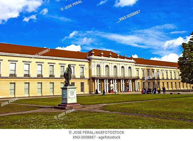 Charlottenburg Palace, Orangerie, Charlottenburg district, Berlin, Germany, Europe